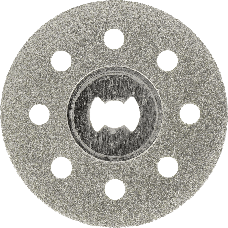 DREMEL® EZ SpeedClic: Diamant-Trennscheibe.