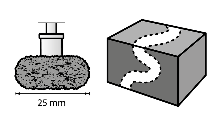 DREMEL® EZ SpeedClic: Feinschleifscheiben, Körnung 180 u. 280