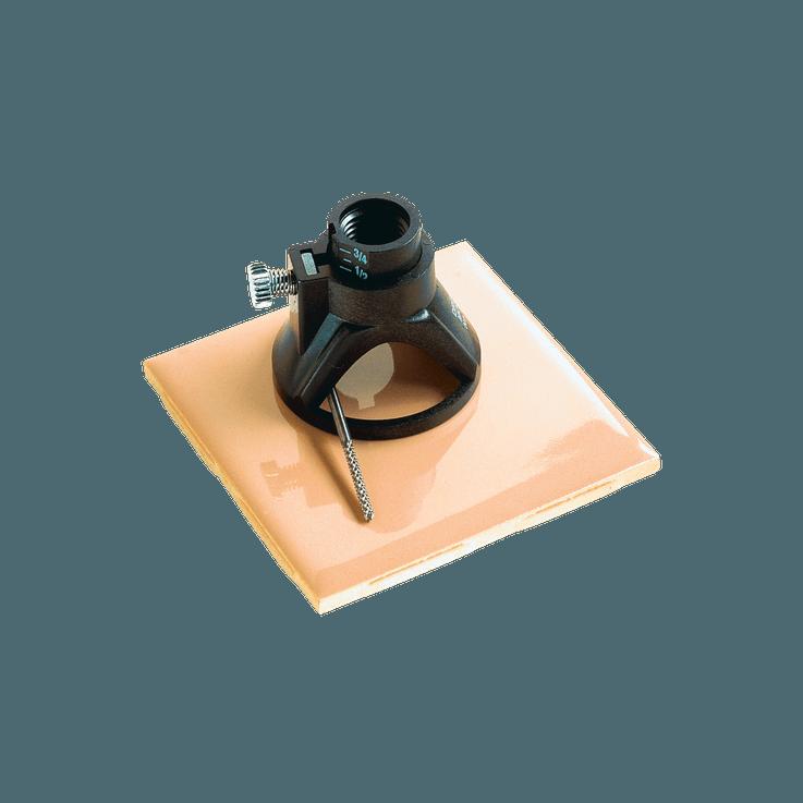DREMEL® Fräsvorsatz für Keramik-Wandfliesen