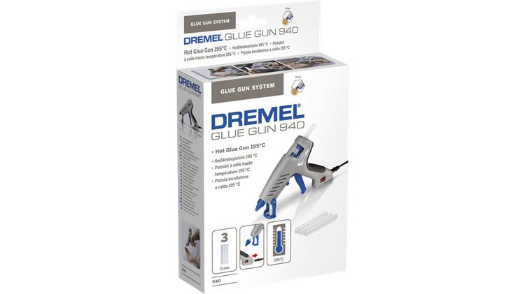 DREMEL® Heißklebepistole 910