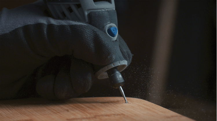Graviermesser 2,4 mm