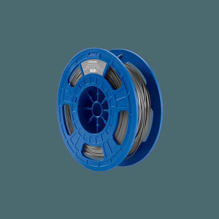 DREMEL® 3D PLA Filament Silver 750gr