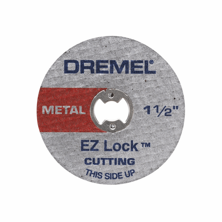 DREMEL® EZ Lock Metal Cut Off Wheel