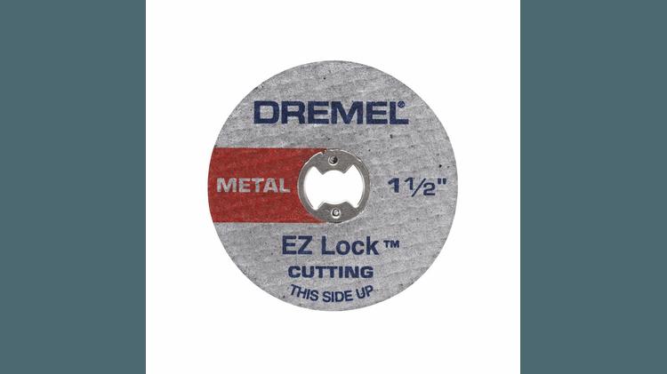 DREMEL® EZ Lock Metal Cut Off Wheel