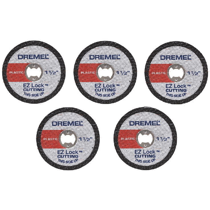 DREMEL® EZ Lock Plastic Cut Off Wheel