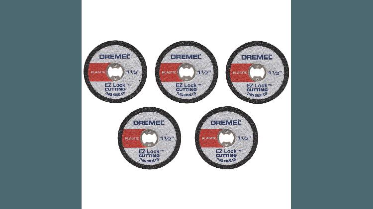 DREMEL® EZ Lock Plastic Cut Off Wheel