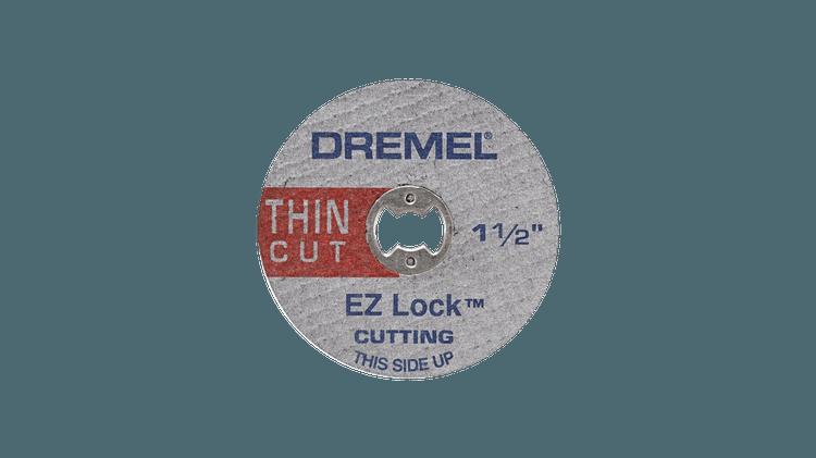 DREMEL® EZ Lock Thin Cut Off Wheel