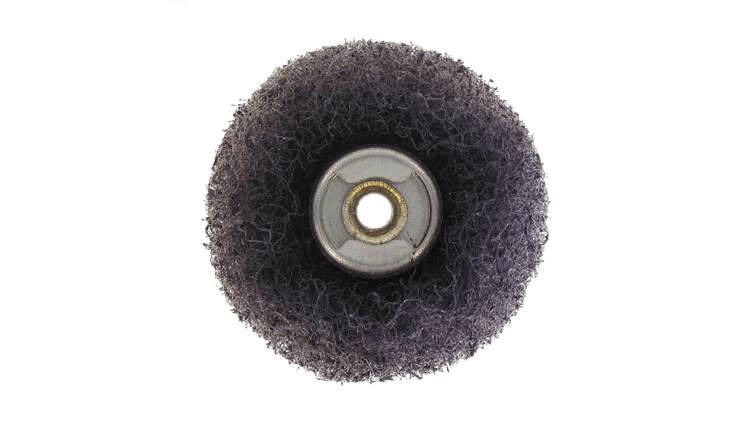 DREMEL® EZ SpeedClic: Finishing Abrasive Buffs 320 grit