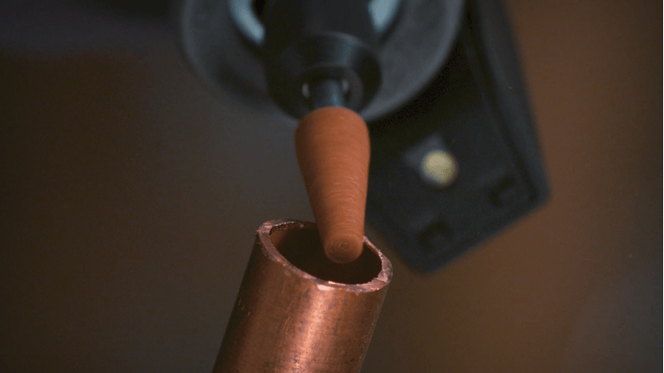 Aluminum Oxide Grinding Stone 6,4 mm
