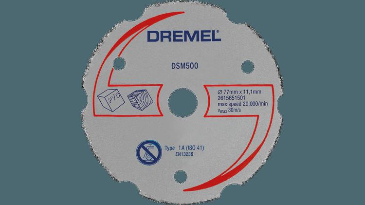 DREMEL® DSM20 Multipurpose Carbide Cutting Wheel