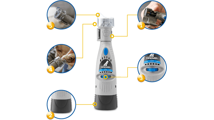 DREMEL® Pet Nail Grooming Kit