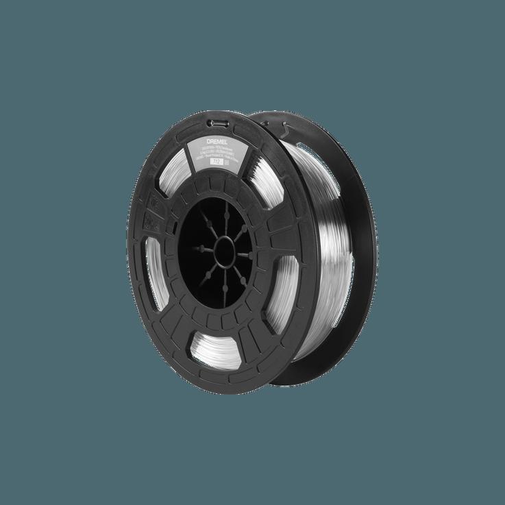 Filamento de PETG 3D traslúcido de DREMEL® 750g