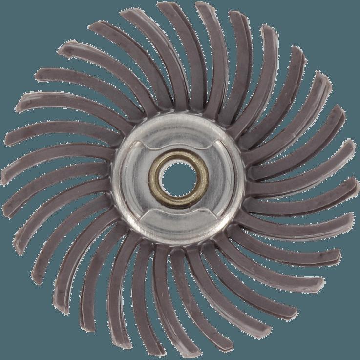 DREMEL® EZ SpeedClic : brosse abrasive fine grain 36