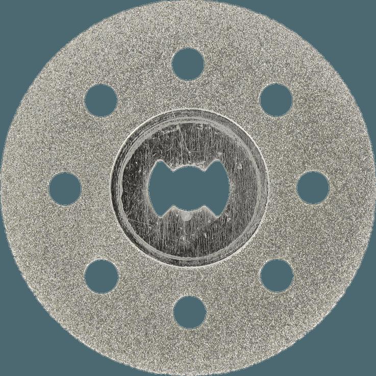 DREMEL® EZ SpeedClic : disque à tronçonner diamanté.
