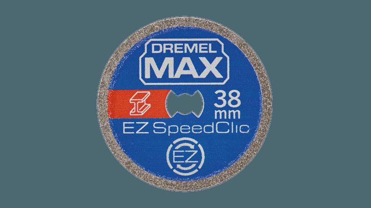DREMEL® EZ SpeedClic : disque à tronçonner premium pour métal S456DM