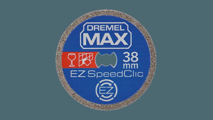 DREMEL® EZ SpeedClic : disque à tronçonner diamanté S545DM