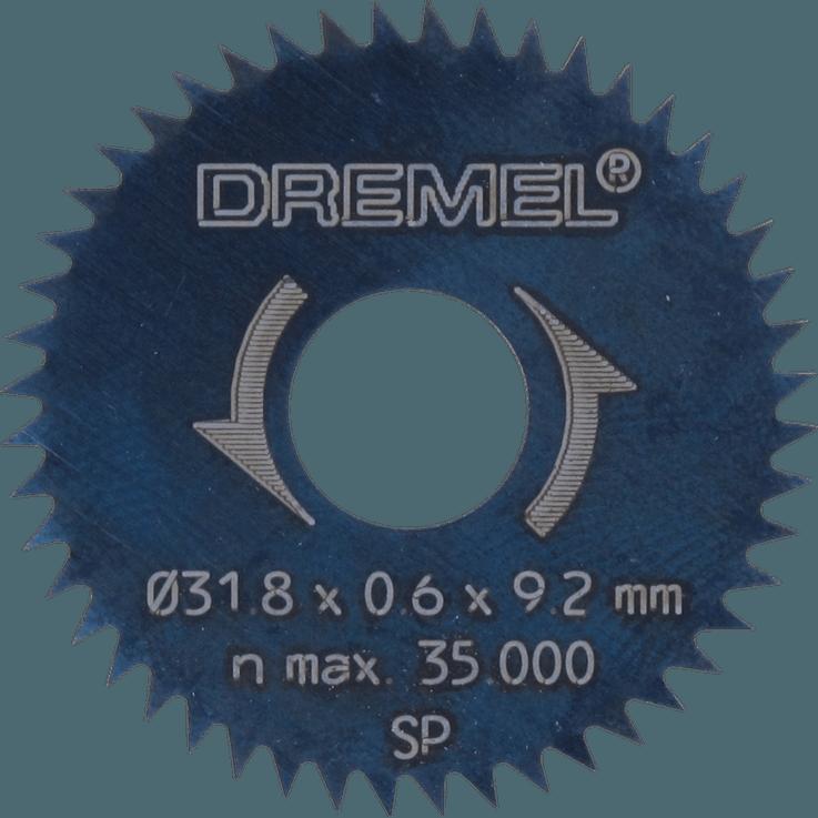 Lame à refendre/tronçonner 31,8 mm