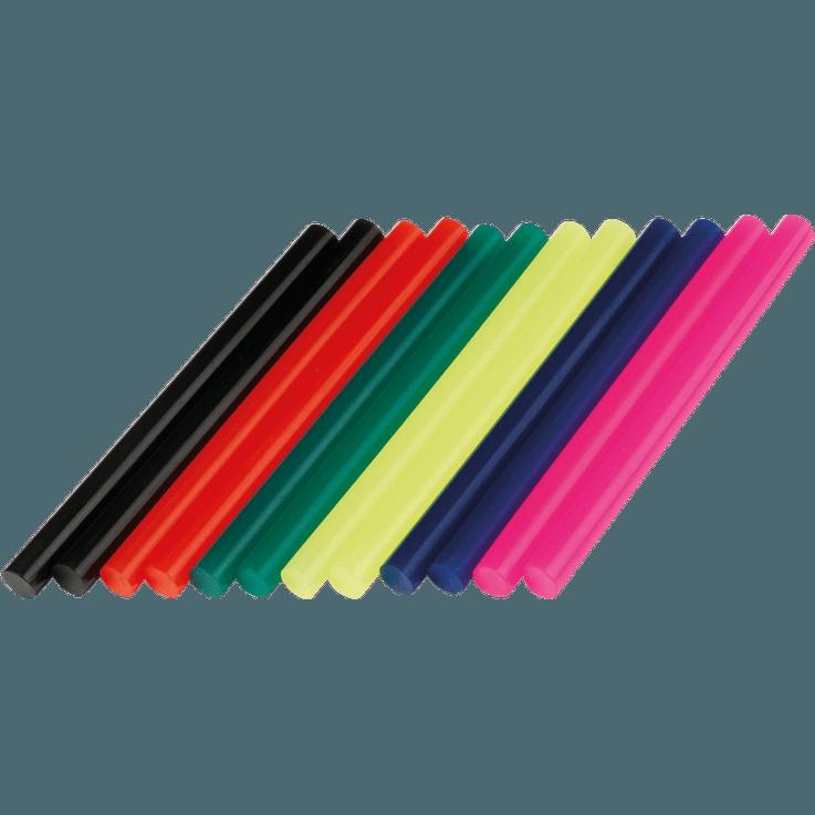 DREMEL® 7 mm-es színes ragasztórúd