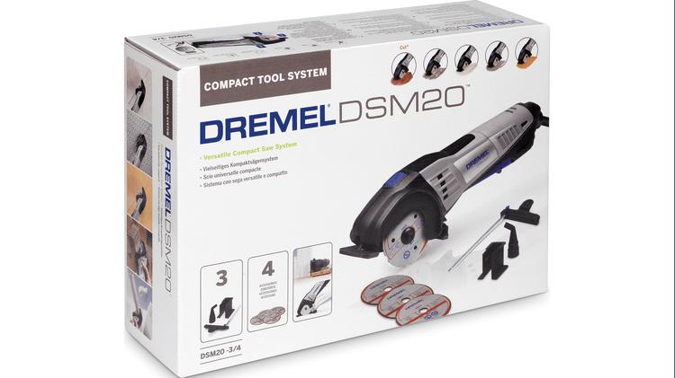 DREMEL® DSM20 kompakt fűrész