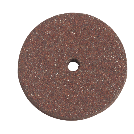 Aluminiumoxide schuurschijf