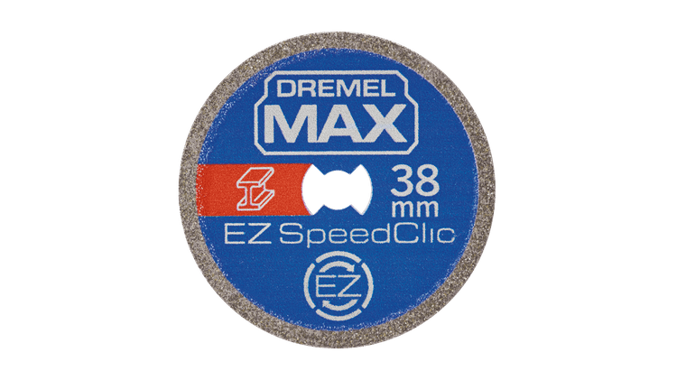DREMEL® EZ SpeedClic: S456DM Premium snijschijf voor metaal