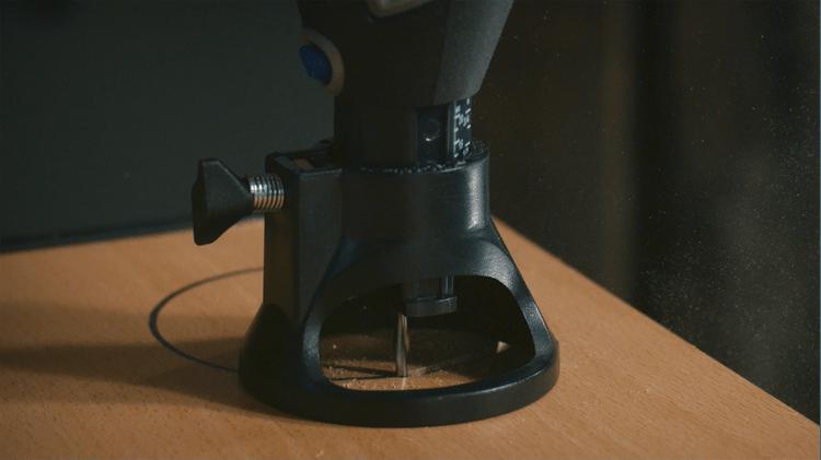 Multifunctionele spiraalfreesmessen