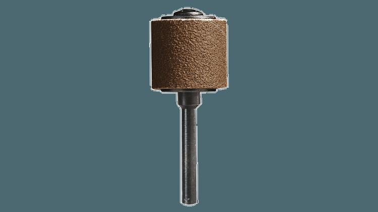Schuurband en opspandoorn 13 mm korrelgrootte 60