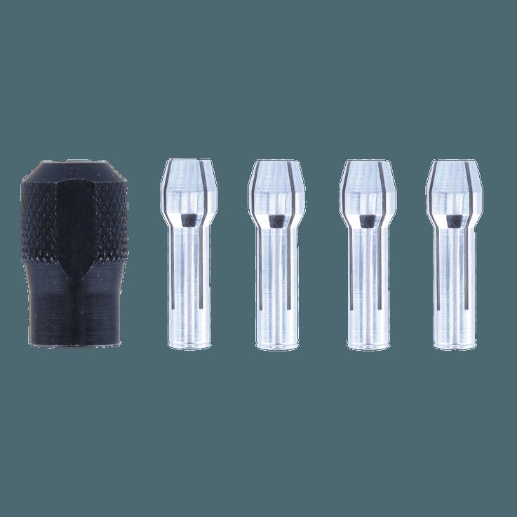 Spantangen (3,2 mm) inclusief een spanmoer