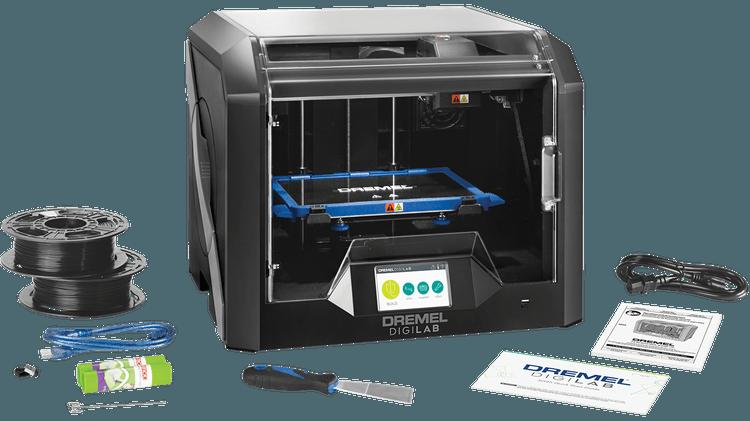 Imprimanta 3D DREMEL® DigiLab 3D45